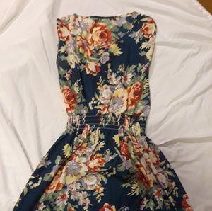 Size medium hand made dress
